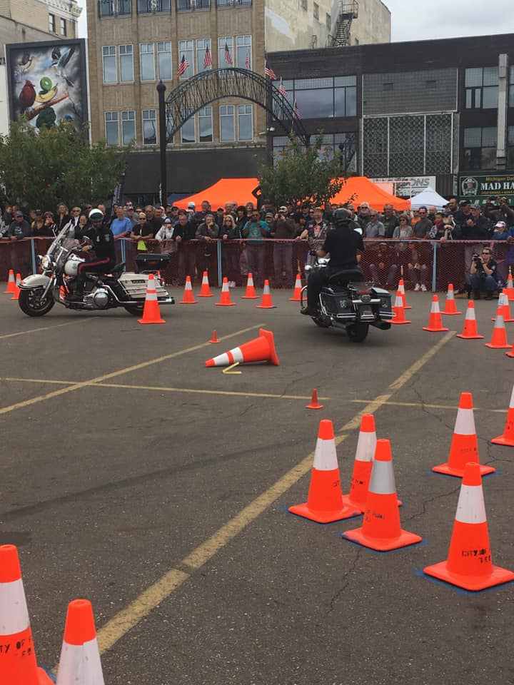 Police Skills Competition